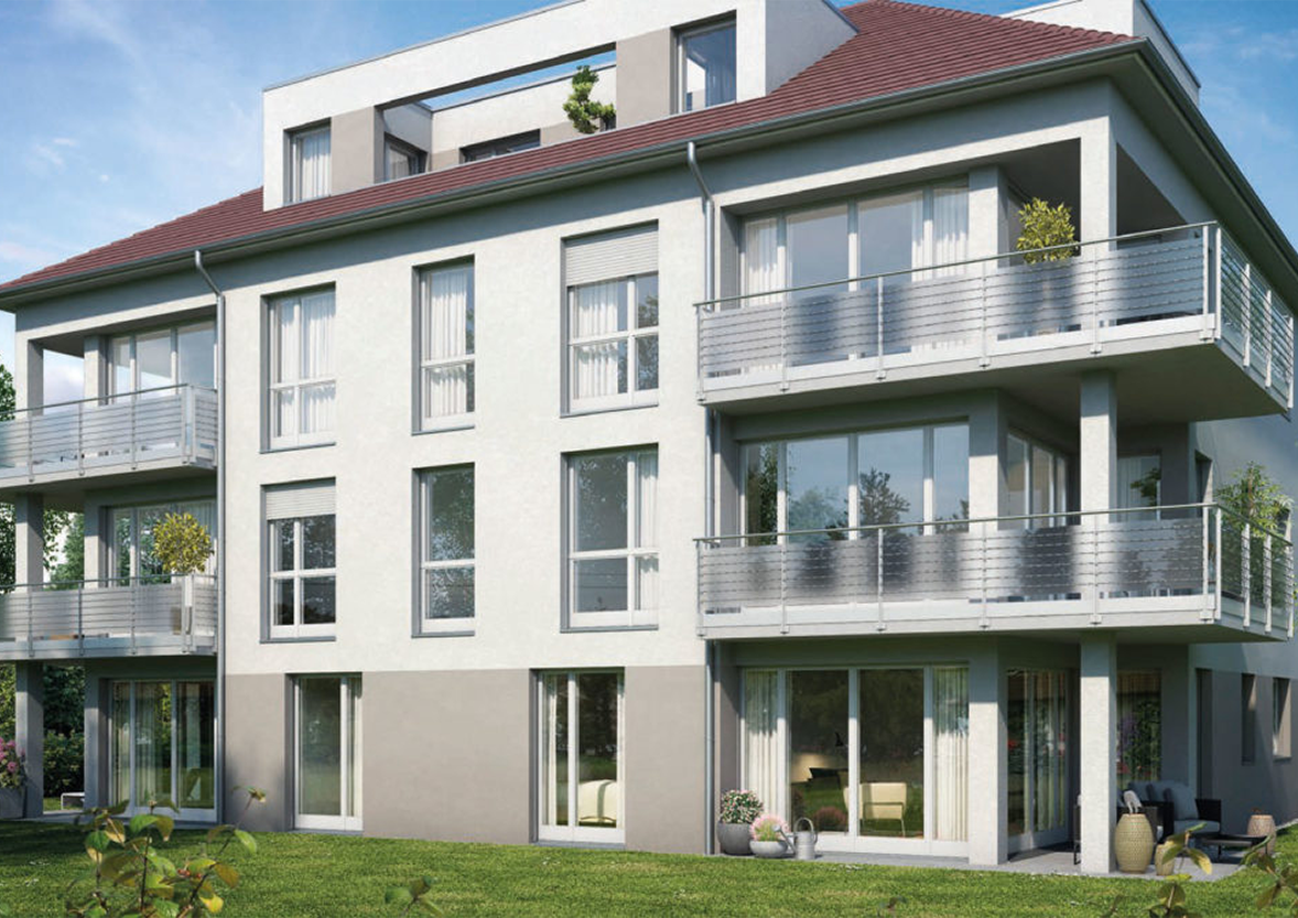 Mehrfamilienhaus in Tübingen, Reutlinger Str.