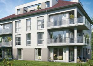 Eigentumswohnung mit 2-, 3- oder 4-Zimmer kaufen