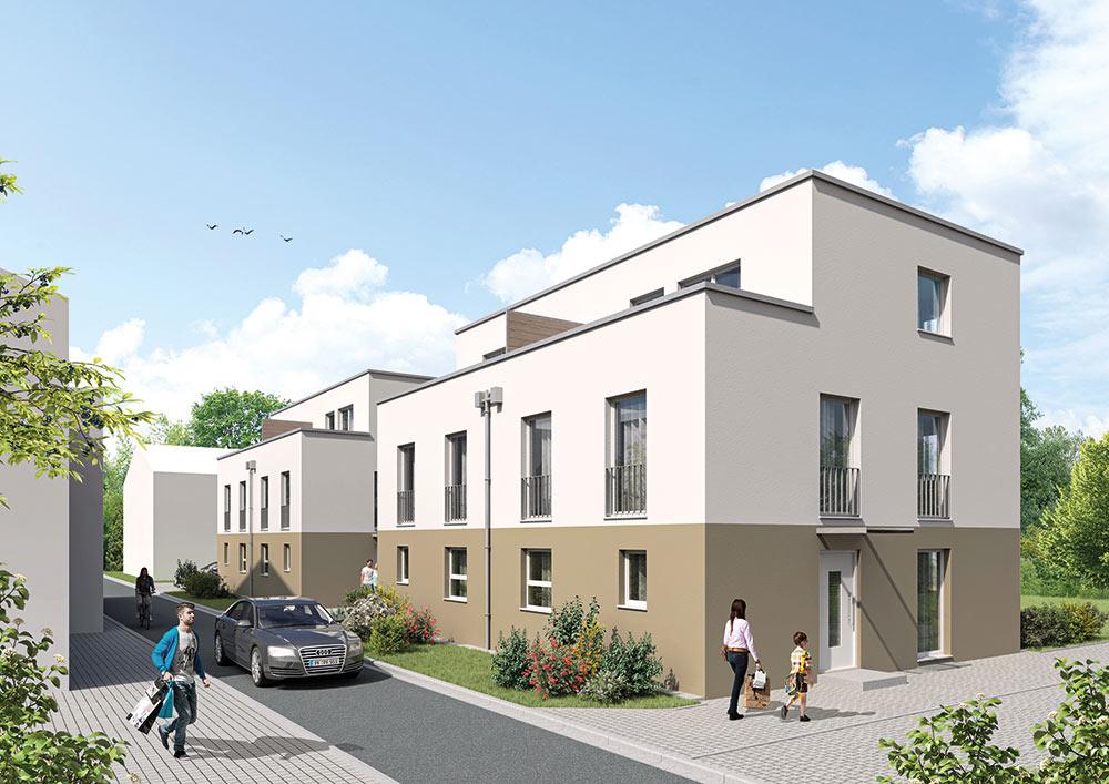 Zentrumsnah Doppelhaus in Reutlingen